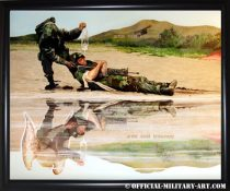 Military Art Spiritual Art by Art Paintings Online