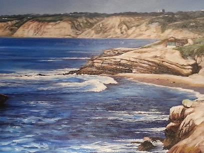 San Diego California Landscape Oil Paintings